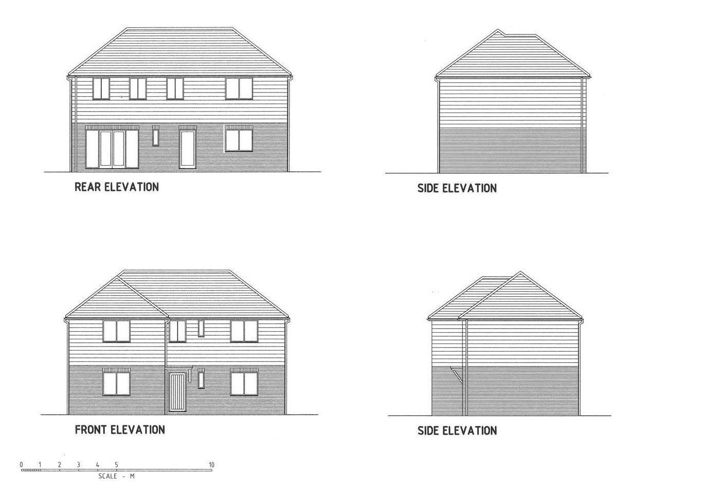 Phase II Plot 5 – Ashwells Road, Pilgrims Hatch, Brentwood